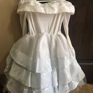 Disney Costumes - Disney store Cinderella deluxe wedding dress 5/6